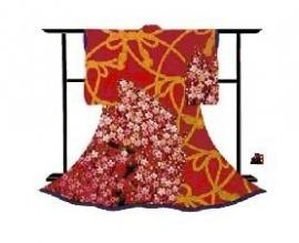 CSPG - Kimono - Voorjaars Licht - Spring Enlightenment