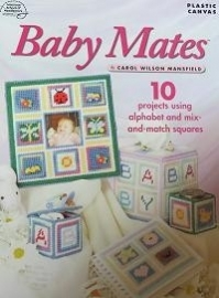 American School of Needlework - Carol Wilson Mansfield - Baby Mates