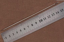 Naald met punt - Needle, with point - 15 cm