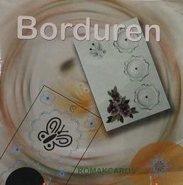 José Koolbergen - Borduren (kaart borduren)  - Embroidery (embroidery on cards)