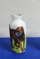 Miniature square Vase - 09