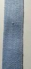 Linen light blue evenwave 27ct - 2.5 cm
