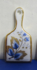 Miniature Delft Blue Cheeseboard - 2