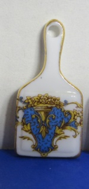 Miniature Delft Blue Cheeseboard - 3