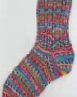 simple sock pattern