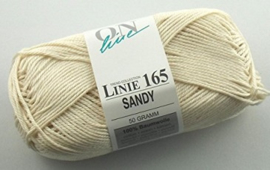 Online - Sandy - Glans katoen - crème - no. 8 - Mercerized cotton - cream