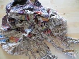 Zijden Stola - 1 - Silk Stole