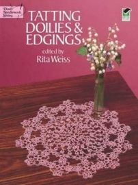 Rita Weiss - Tatting Doiles and Edges