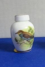 Miniature round Vase, high - 10