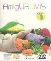 Amigurimis - Box with amigurimis - vegatables