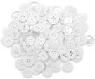 Buttons - White
