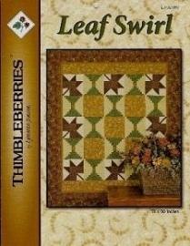 Lynette Jensen - Leaf Swirl