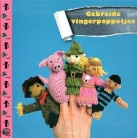 Susie Johns - Knitted Finger Dolls