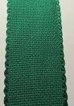 Groen aïda 6.3 - Band 5 cm - Green aida 16ct