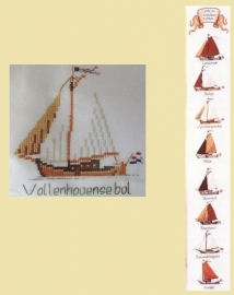Bell Pull - Old Sailing Ships