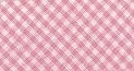 Biais binding tape - pink gingham - 20 mm