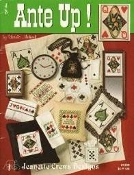 Ursula Michael - Ante Up! - Playing Cards