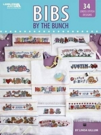 Leisure Arts - Linda Gillum - Bibs by the Bunch