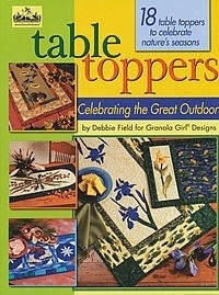 Debbie Field - Tafel lopers - Table Toppers