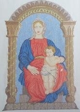 DMC - Gezegende Moeder en Kind - Blessed Mother and Child