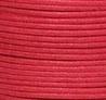 Wasdraad rood - 2 mm - Wax cord - red - 5 meter