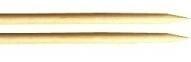 12 mm - bamboo - 45 cm