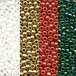 Mill Hill Glass Seed Bead Mini-Pack 01006 (00479, 00557, 00968, 00332)
