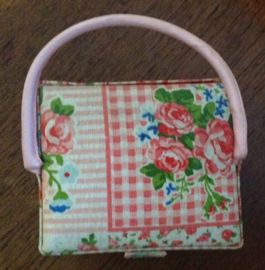 Little Sewing box - pink