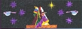 Kerst - Star Gazers - X Mas