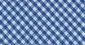 Biais binding tape - blue gingham - 20 mm