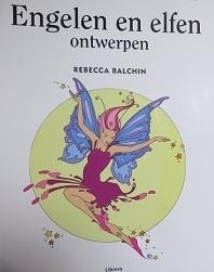 Rebecca Balchin - Angel and Fairie designs, colouring book