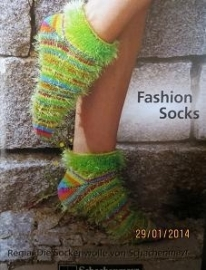 Regia Journal Mode - Fashion socks