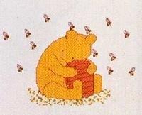 Disney - Pooh - Hunnypot