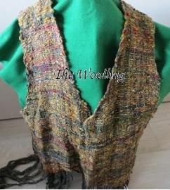 Zijden Gilet - Silk Waistcoat