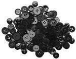 Knopen - Zwart - Black