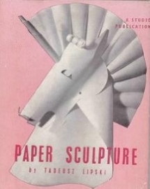 Tadeusz Lipsky - Paper Sculptures
