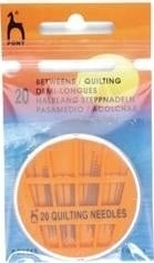 Quilting needles - betweens -  no. 6-7-8-9
