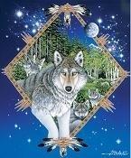 Mystic Stitch - John Ross MacKimmie - Wolven Gezang - Wolf Song