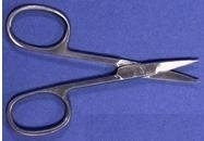 Scissors - with extra fine tips - 9.5 cm