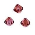 Mill Hill Crystal Treasures 13062 Crystal Treasures-Rondelle Champagne 4 mm Rose