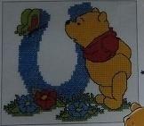 Disney - Winnie - Letter U aida