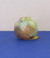 Miniatuur bolle Vaas - 08 - Miniature round Vase