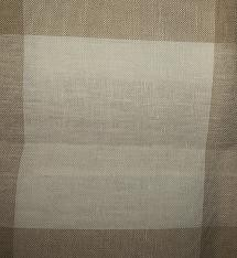 Beige square 28ct evenwave - 90 x 15 cm