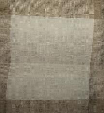 Beige ruit - Beige square - 90 x 15 cm