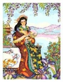 CSPG - Oriental Beauty