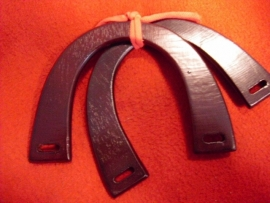Handvaten, hout - Handles, wood