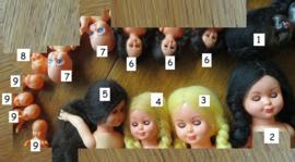 16 dolls