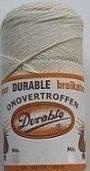 Durable - Katoen - ongebleekt - no. 08 - Cotton - unbleached