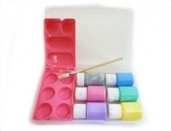 Fuwa Fuwa glitter verf - Fuwa Fuwa mousse glitter paint