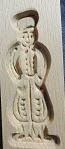 Wooden mold for Speculaas - large - light